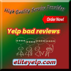 Yelp bad reviews